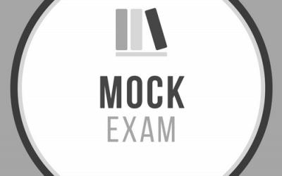 MOCK EXAMS 2020